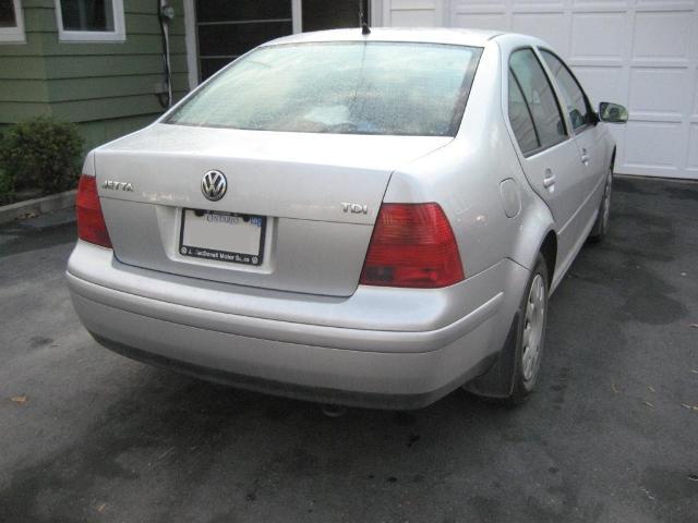 2003 Volkswagen Jetta Gallery Automotivation Mobile
