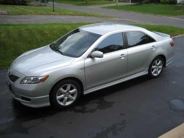 Paint Protection Film >> 2008 Toyota Camry Gallery | Automotivation Automotive ...